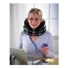 Inflatable Air-Traction Neck Relief System