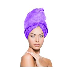 Women's Turbi Wrap Microfiber Bath Towel