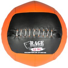 12 lb Rage Ball in Orange