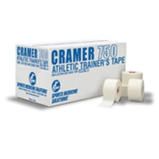 1 Roll Cramer 750 Athletic Trainer's Tape (Set of 4)