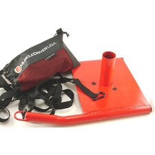 Speed Sled in Red
