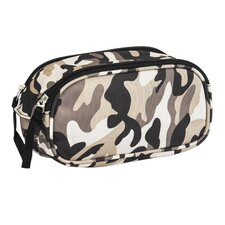 Kids Camo Toiletry and Accessory Bag