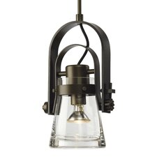Erlenmeyer 1 Light Mini Pendant