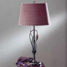 """Leaf Forge 17"""" H Table Lamp"""