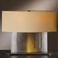 """Current 15.2"""" H Table Lamp with Drum Shade"""