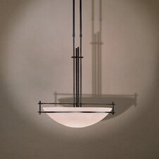 Prairie 3 Light Inverted Pendant