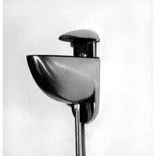 Floating Glass Bathroom Shelf