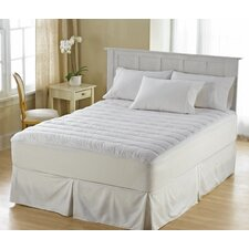 Perfect Fit 250 Thread Count Clean and Fresh Waterproof Mattress Pad