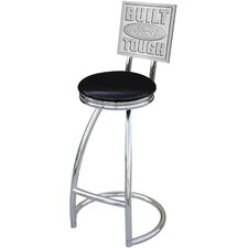 "Ford 30"" Swivel Bar Stool with Cushion"