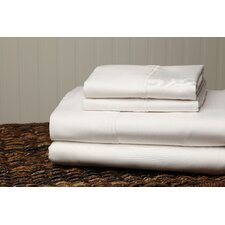 Home 310 Thread Count Single Ply Sheet Set