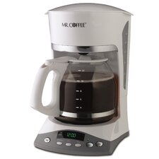 SKX Series 12 Cup Programmable Coffee Maker