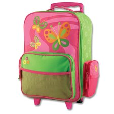 Butterfly Rolling Suitcase