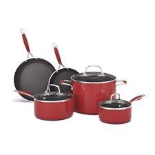 Aluminum Nonstick 8 Piece Cookware Set