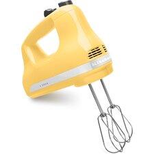 Ultra Power Series 5 Speed Slide Control Hand Mixer