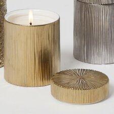 Ocean Sandlewood Teak Jar Candle