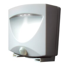 Battery Powered Motion-Activated Outdoor Night Light