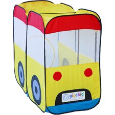 My First School Bus Kids' Play Tent