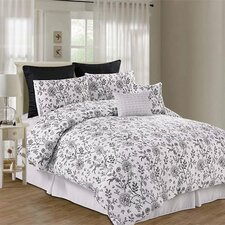 Emerson 8 Piece Comforter Set