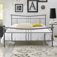 Cora Metal Panel Bed