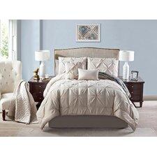 Plano 6 Piece Full/Queen Comforter Set
