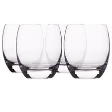 Crescendo Double Old Fashined Glass (Set of 4)