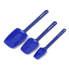 Tools & Gadgets 3 Piece Spoonula Spatula Set