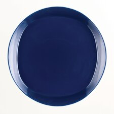 "Round & Square 11"" Dinner Plate 4 Piece Set (Set of 4)"