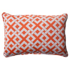 Boxin Corded Indoor/Outdoor Throw Pillow (Set of 2)