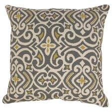 Damask Throw  Pillow