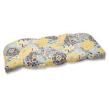 Full Bloom Outdoor Loveseat Cushion