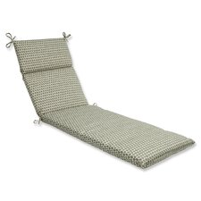 Seeing Spots Outdoor Chaise Lounge Cushion