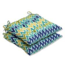 Zulu Outdoor Seat Cushion (Set of 2)
