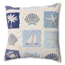 Catalina Ocean Throw Pillow