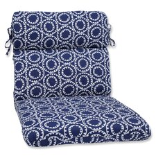 Ring a Bell Outdoor Chaise Lounge Cushion