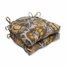 Dynasty Frost Chair Cushion (Set of 2)