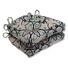 Siri Atlantis Reversible Chair cushion (Set of 2)