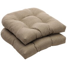 Outdoor Dining Chair Cushion (Set of 2)