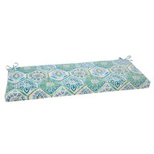 Summer Breeze Outdoor Bench Cushion