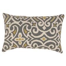 Damask Lumbar Pillow