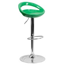 Sophy Adjustable Height Swivel Bar Stool