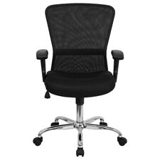 Mid-Back Mesh Contemporary Office Chair