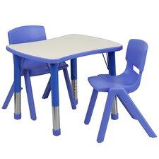 "26.63"" x 21.88"" Rectangular Classroom Table"