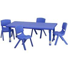 "48"" x 24"" Rectangular Classroom Table"
