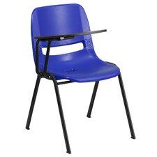 "17.38"" Plastic Tablet Arm Chair"