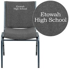 Hercules Series Personalized Heavy Duty Stackable Guest Chair