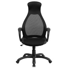 High Back Mesh Conference Chair