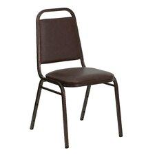 Hercules Series Rectangular Back Banquet Chair with Cushion