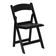 Hercules Series Capacity Resin Folding Chair (Set of 4)