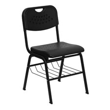 "Hercules Series 17.25"" Plastic Classroom Chair"