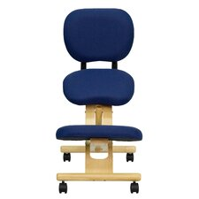 Kneeling Office Chair with Dual Wheel